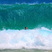 sandy-beach-hawaii-big-wave-photo
